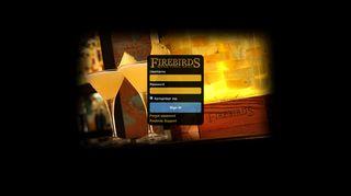 Firebirds Web Portal
