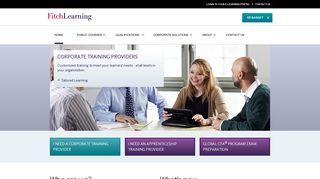 Fitch Learning Online Portal Login