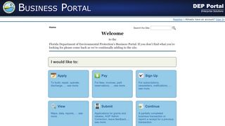 Florida Business Portal