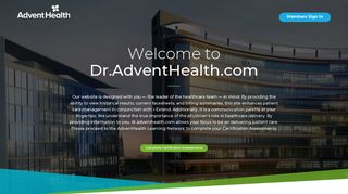 Florida Hospital Physician Portal
