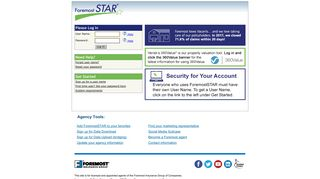 Foremost Agent Portal