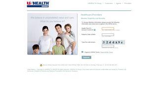 Freedom Life Insurance Provider Portal