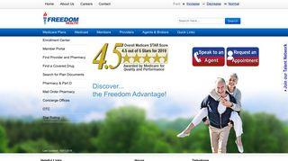 Freedom Medicare Provider Portal