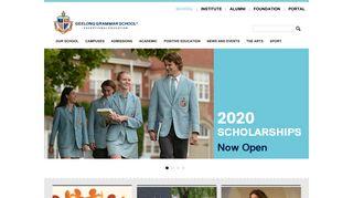 Geelong Grammar Portal