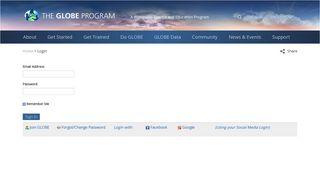 Globe Portal Site