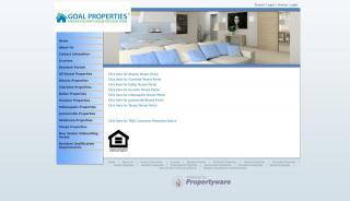 Goal Properties Tenant Portal