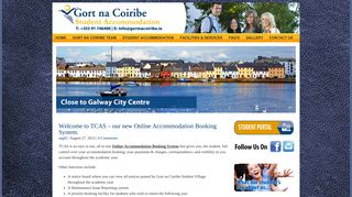 Gort Na Coiribe Student Portal
