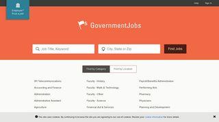 Govt Job Portal Sites