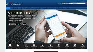 Grants Gov Portal