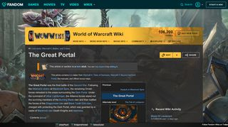 Great Portal