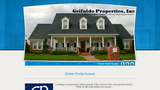 Grifaldo Properties Tenant Portal