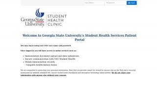 Gsu Patient Portal