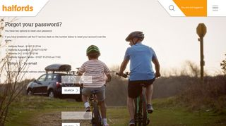 Halfords E Learning Portal
