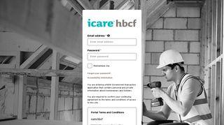 Hbcf Portal