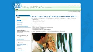Hcp Provider Portal