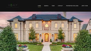 Healy Property Management Portal