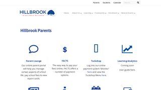 Hillbrook Portal
