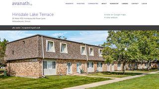 Hinsdale Lake Terrace Resident Portal