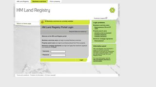 Hm Land Registry Portal