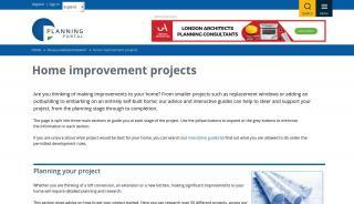 Home Improvement Portal