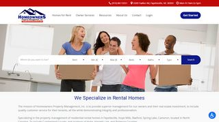 Homeowners Property Management Portal