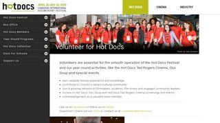 Hot Docs Portal
