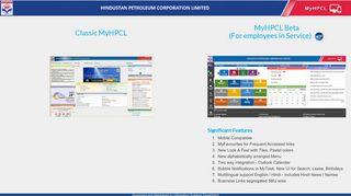 Hpcl Web Portal