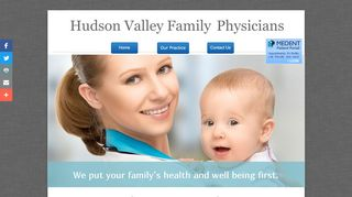 Hudson Valley Family Physicians Patient Portal