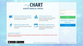 Hurley Patient Portal