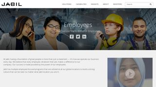 I2i Jabil Web Portal