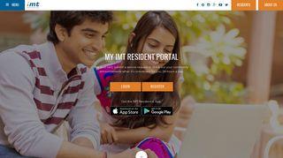 Imt At The Medical Center Resident Portal