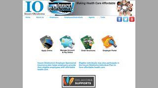 Insure Ok Employer Portal