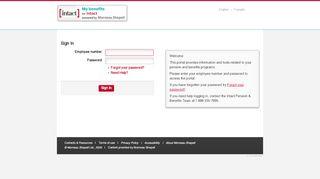Intact Benefits Portal