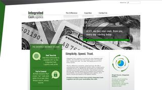 Integrated Cash Logistics Web Portal