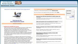 Iowa Medicaid Provider Portal