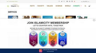Islamic Web Portal