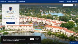 Island Walk Resident Portal