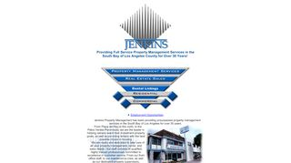 Jenkins Property Management Portal