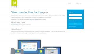 Jive Partner Portal