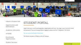 Jlc Portal