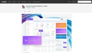 Job Portal Dashboard