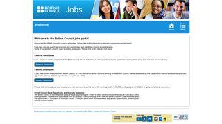 Jobs Portal British Council