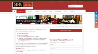 Kamar Web Portal