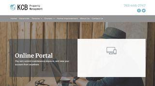 Kcb Property Management Portal