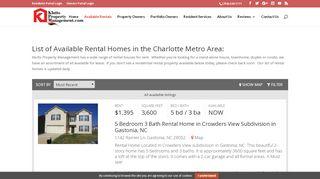 Klutts Property Management Portal