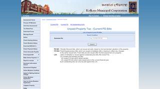 Kmc Online Payment Portal