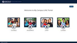 Lincoln Campus Portal