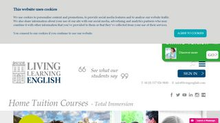 Living Learning English Portal