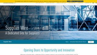 Lockheed Martin Supplier Portal