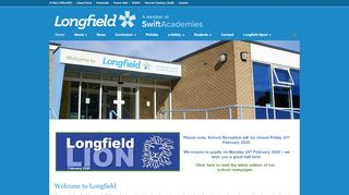 Longfield Learning Portal